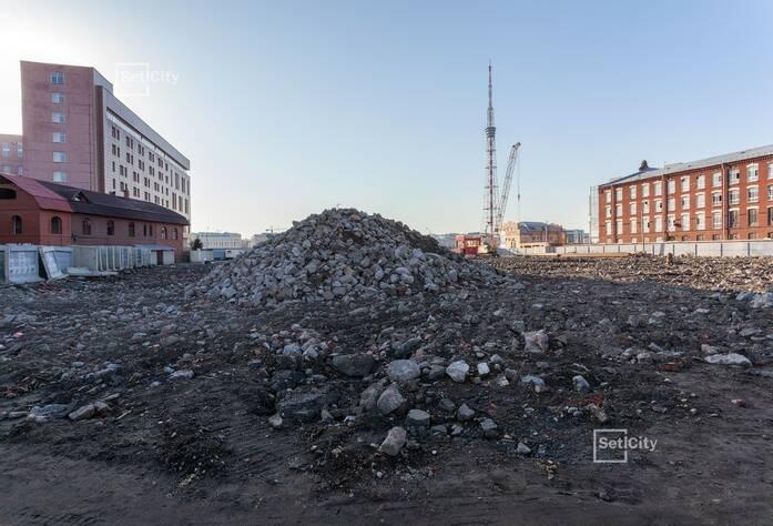 ЖК «Притяжение»: ход строительства корпуса №2
