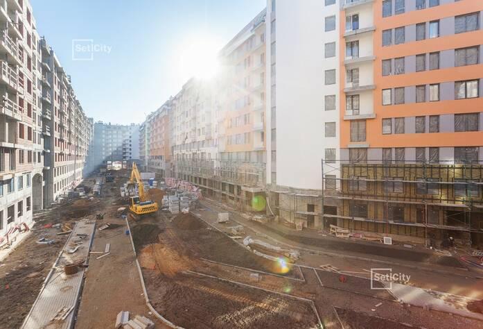 ЖК «Палацио»: ход строительства 1 этапа