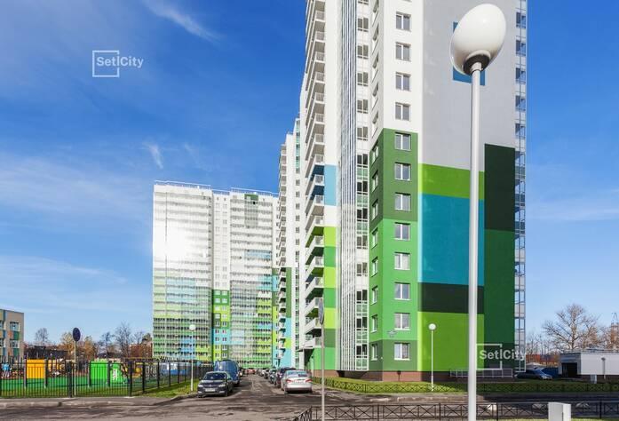 ЖК «ЗимаЛето»: ход строительства корпуса №4