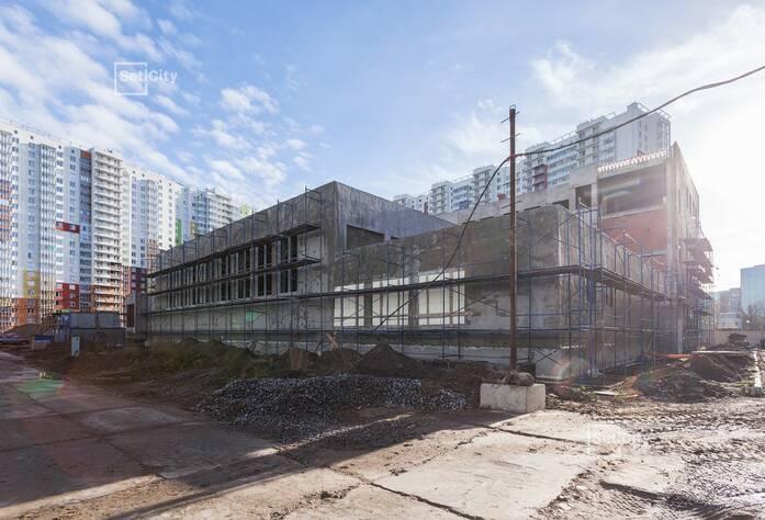 ЖК «ЗимаЛето»: ход строительства школы