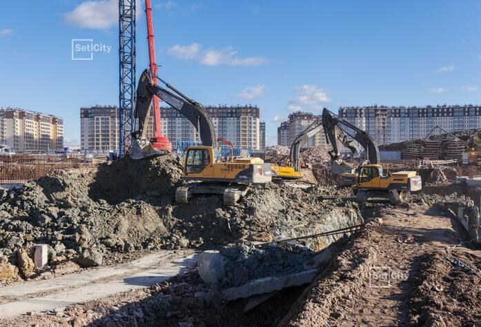 ЖК «Солнечный город»: ход строительства корпуса №9.2