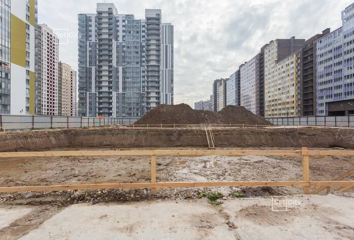 ЖК «Семь столиц», квартал Лондон: ход строительства детского сада