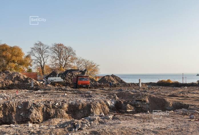 МЖК «Фортеция. Жизнь на побережье»: ход строительства корпуса №5