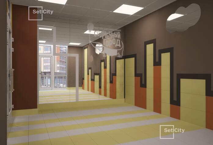 ЖК «Солнечный город»: визуализация