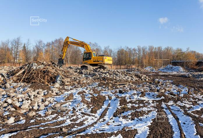 ЖК «Стрижи в Невском»: ход строительства