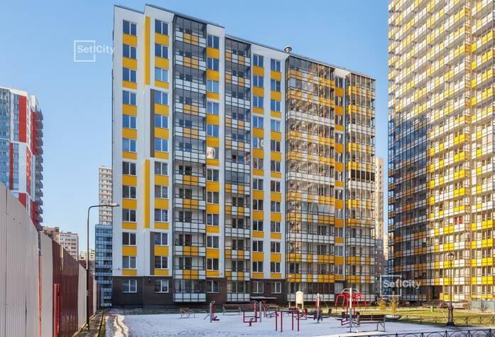 ЖК «Семь столиц», квартал Лондон: ход строительства корпуса №14/5