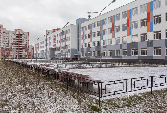 ЖК «Полюстрово парк»: ход строительства