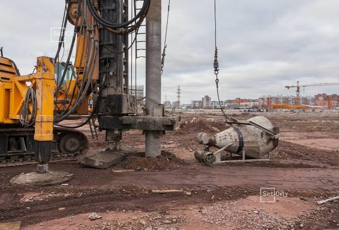 МФК «ArtLine в Приморском»: ход строительства (ноябрь 2018)