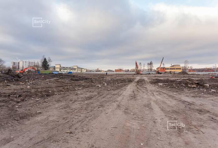 ЖК «Pulse на набережной»: ход строительства корпуса №2