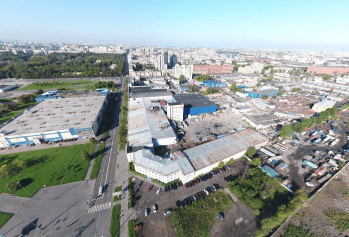 ЖК «Статус у парка Победы»: панорама