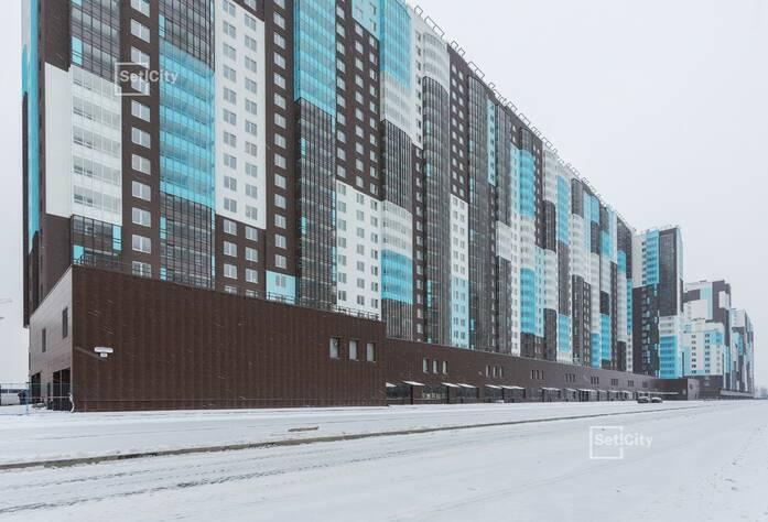 ЖК «Чистое небо»: ход строительства корпуса №5.2