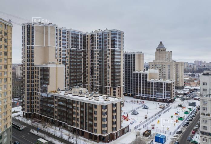 МФК «Москва»: ход строительства