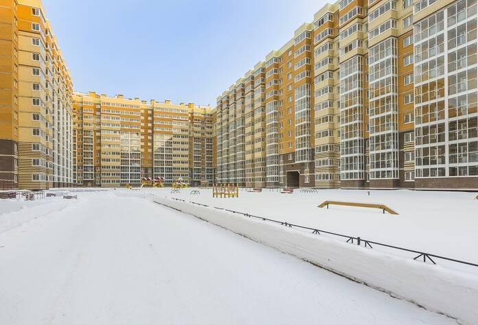 ЖК ЦДС «Новое Янино»: ход строительства корпусов Б и В