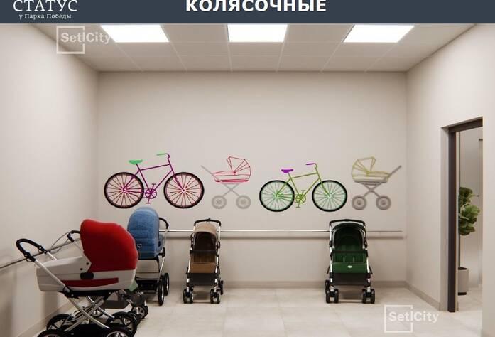 ЖК «Статус у парка Победы»: визуализация