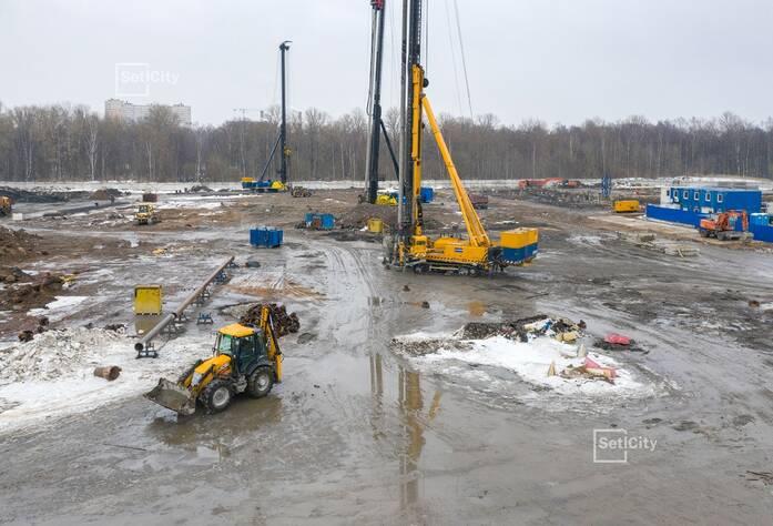 МФК «ArtLine в Приморском»: ход строительства дома №4