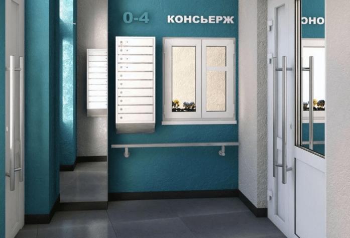 ЖК «Малая Охта»: визуализация