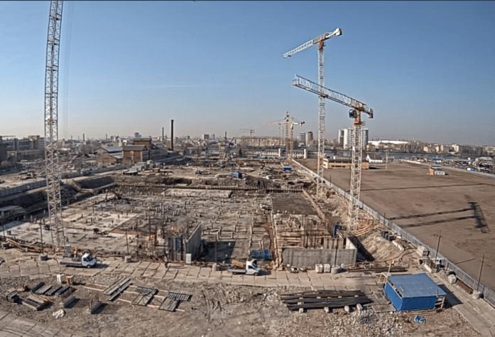 ЖК «Pulse на набережной»: фото с хода строительства из группы дольщиков