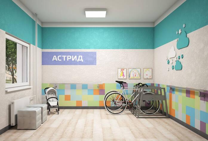 ЖК «Астрид»: визуализация