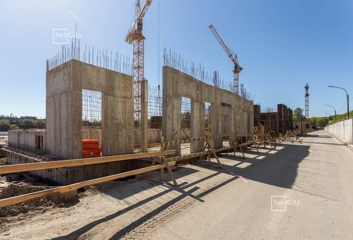 МЖК «Фортеция. Жизнь на побережье»: ход строительства корпуса №4
