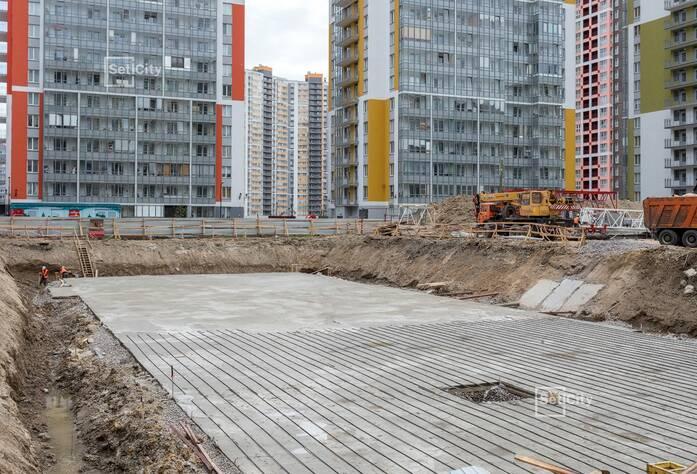 ЖК «Семь столиц», квартал Лондон: ход строительства детского сада №6