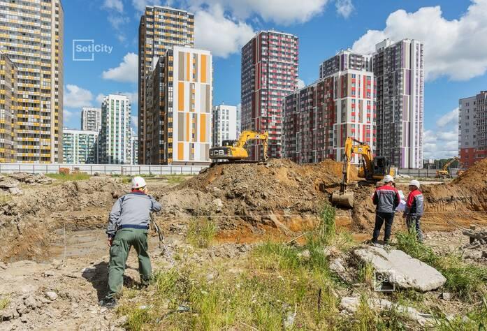ЖК «Семь столиц», квартал Лондон: ход строительства школы