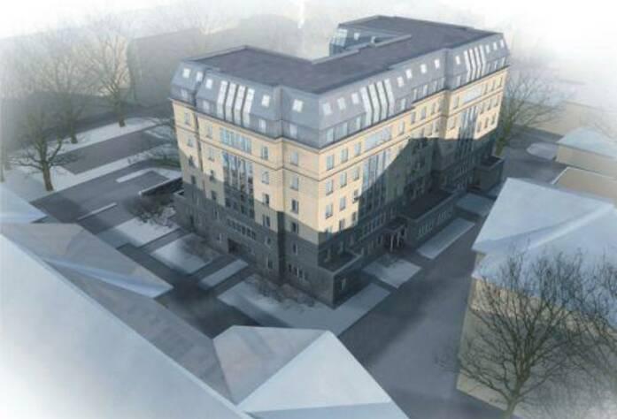 ЖК «Дом на Арсенальной набережной»: визуализация