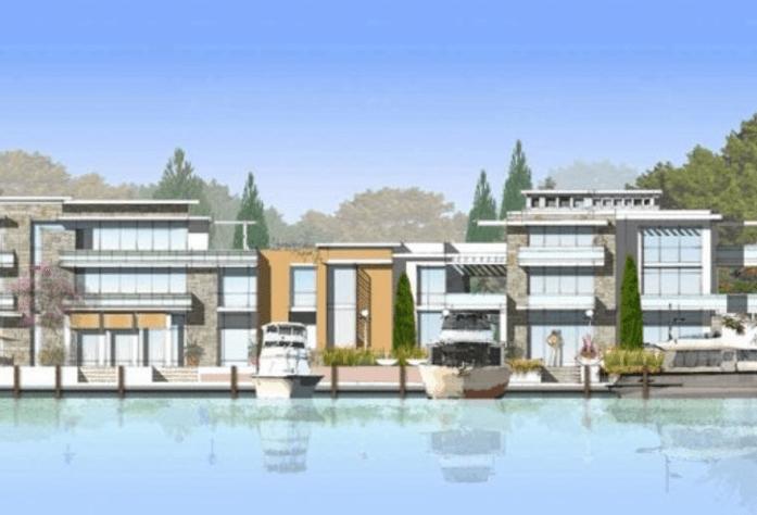 ЖК «Большая Ижора»: визуализация проекта