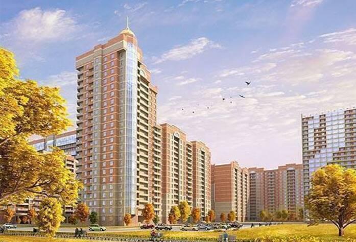 ЖК «Золотая долина» (Московский): визуализация проекта
