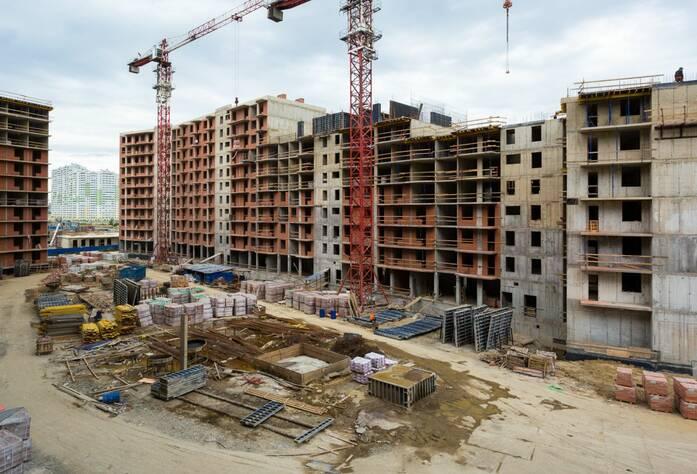 ЖК «All inclusive»: ход строительства (июль)