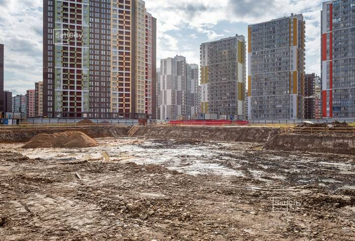 ЖК «Семь столиц», квартал Лондон: ход строительства школы №2