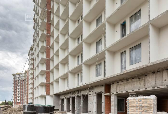 ЖК «Философия на Московской»: ход строительства корпуса №1
