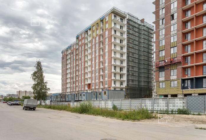 ЖК «Философия на Московской»: ход строительства