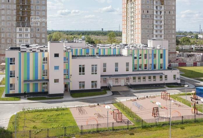 ЖК «Невские Паруса»: ход строительства сентябрь 2019