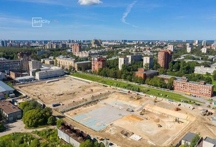 ЖК «Svetlana Park»: ход строительства