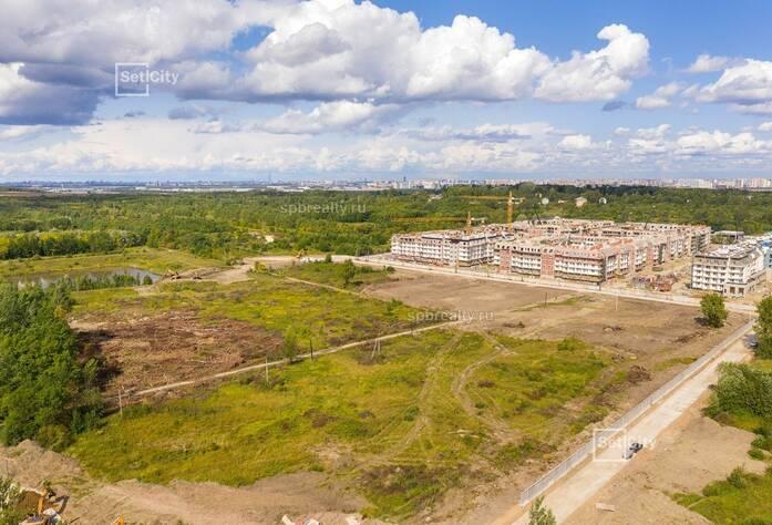 МЖК «Зеленый квартал»: ход строительства