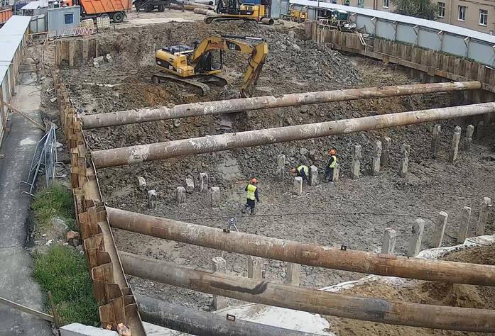 ЖК «Ириновский»: ход строительства ноябрь 2019