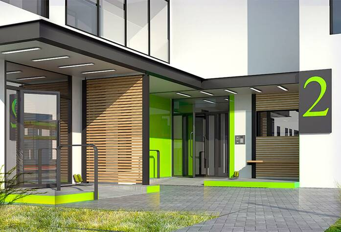 МФК «Дом на Львовской»: визуализация