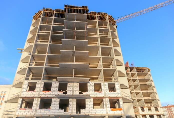 ЖК Amster: ход строительства