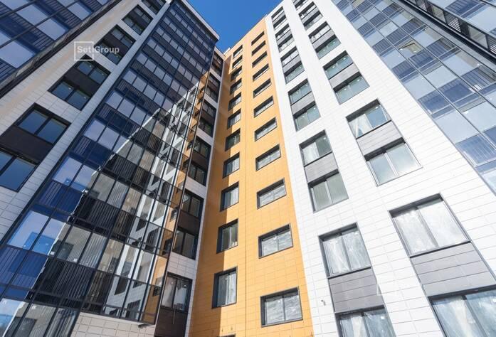 Генеральный подрядчик продолжает работу по подготовке апартаментов к внутренней приемке Службой Клиентского Сервиса Застройщика.