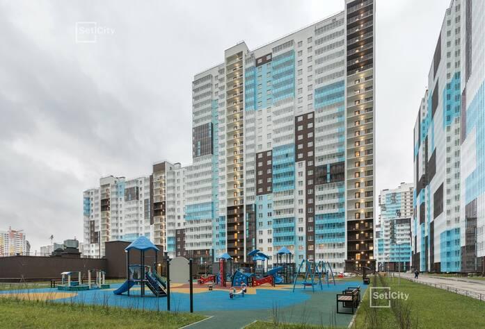 ЖК «Чистое небо»: ход строительства корпусов №№4.1 - 4.2