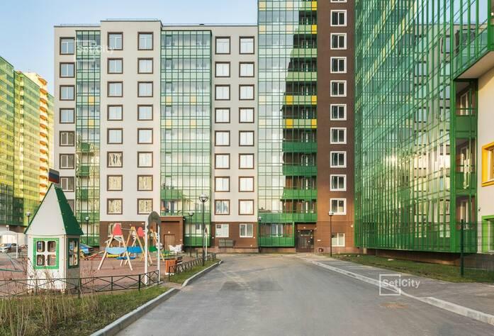 ЖК «GreenЛандия 2»: ход строительства корпуса №2.11