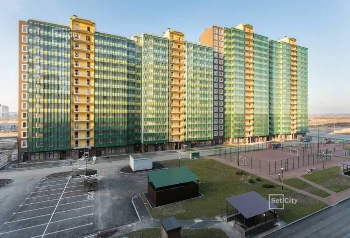 ЖК «GreenЛандия 2»: ход строительства корпуса №2.12