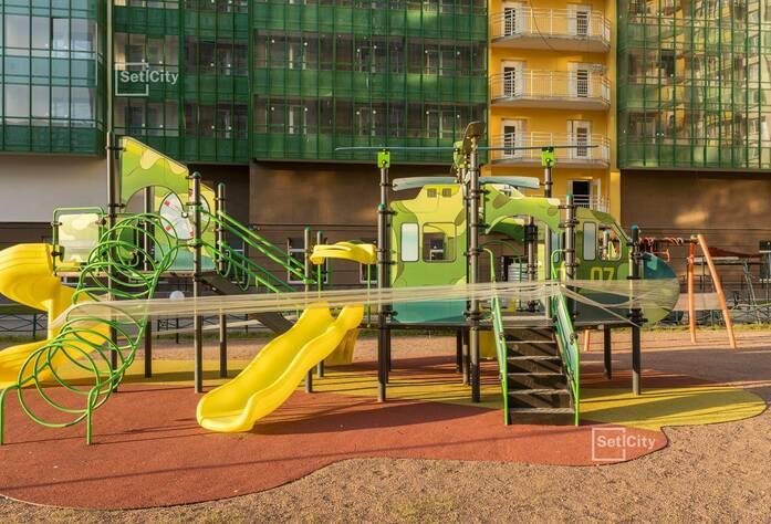 ЖК «GreenЛандия 2»: ход строительства корпуса №2.13
