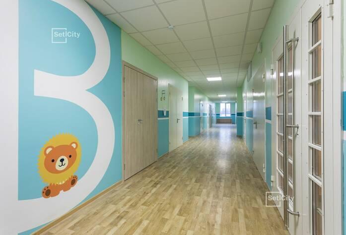 ЖК «Петровский Квартал на воде»: детский сад