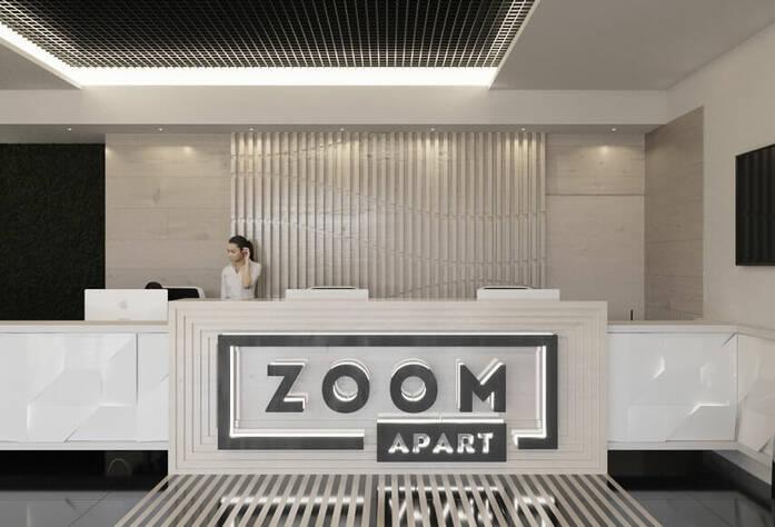 МФК Zoom Apart: визуализация