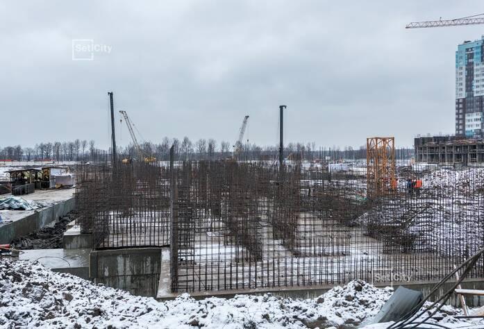 ЖК «Чистое небо»: ход строительства корпуса 9