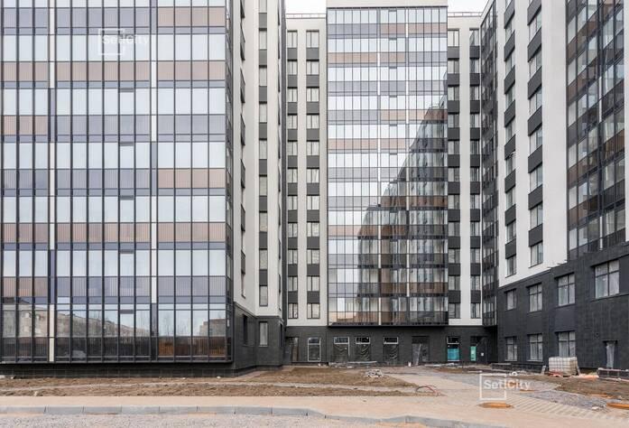 ЖК «Философия на Московской»: ход строительства корпуса 2