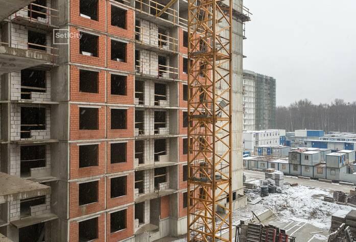 МФК «ArtLine в Приморском»: ход строительства корпуса 4