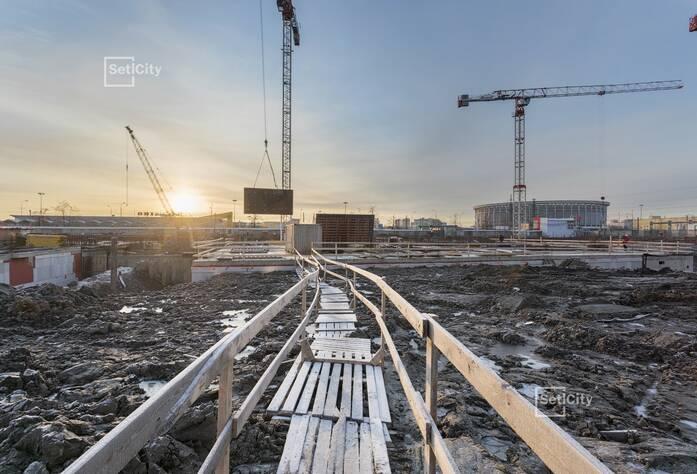 ЖК «Статус у парка Победы»: ход строительства дома №1