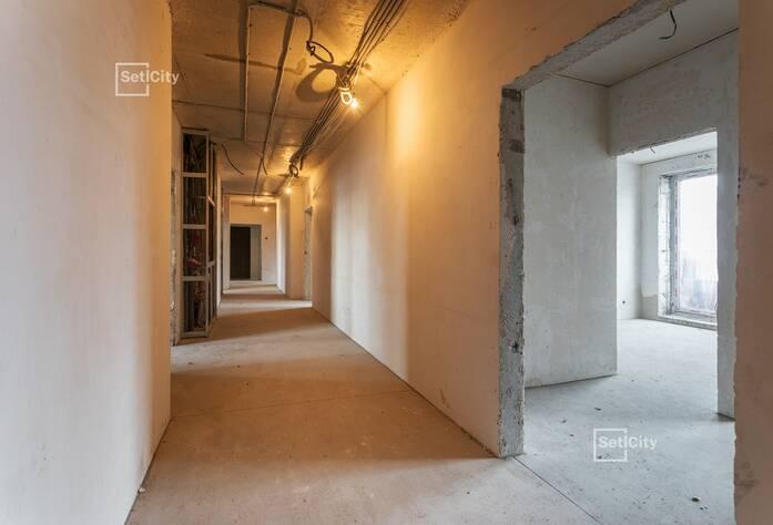 Малоэтажный ЖК «Фортеция. Жизнь на побережье»: ход строительства корпуса №1